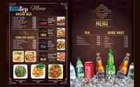 Thiết kế menu Bar-KaraOke