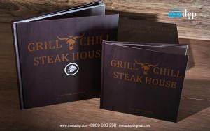 Menu Mở Phẳng Grill & Chill