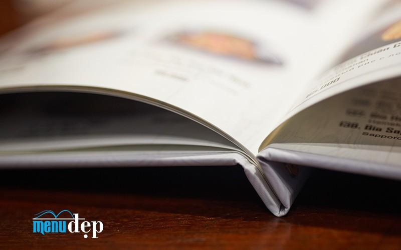 Menu PhotoBook - Gáy Bắt Ốc