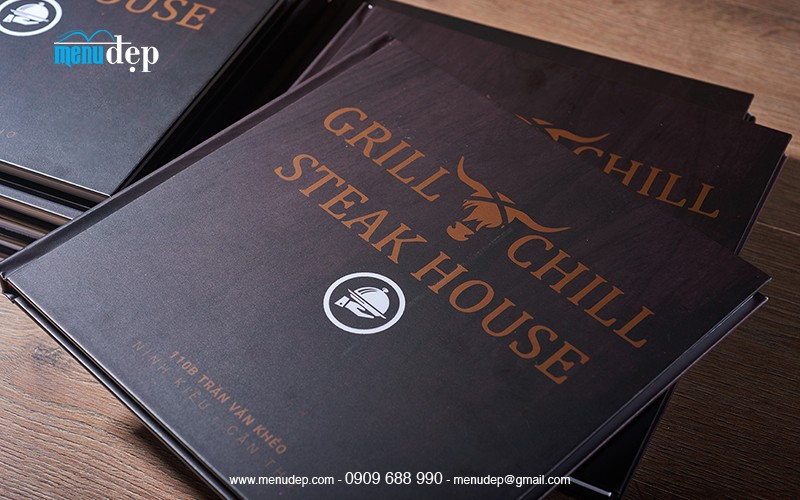 Menu Mở Phẳng-Grill & Chill
