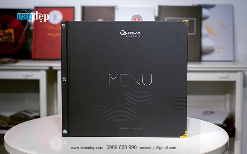 Menu PhotoBook Queenco