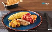Chụp hình món ăn menu