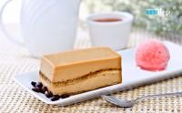 Chụp hình bánh ngọt